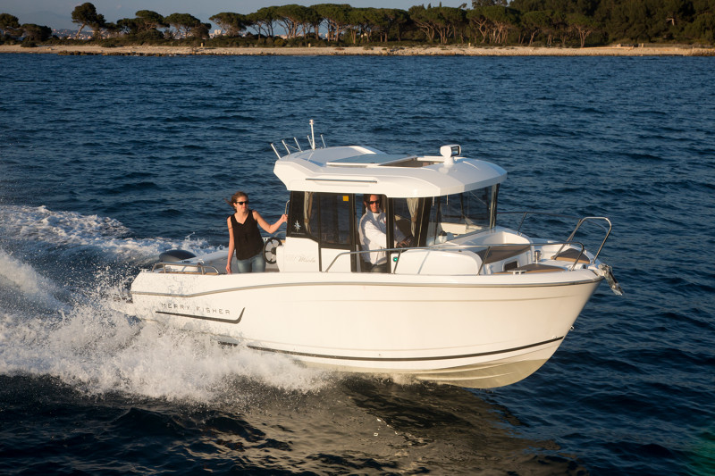 Jeanneau Merry Fisher 695-Marlin
