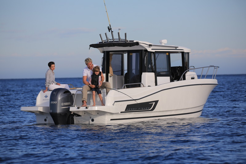 Jeanneau Merry Fisher 795-Marlin