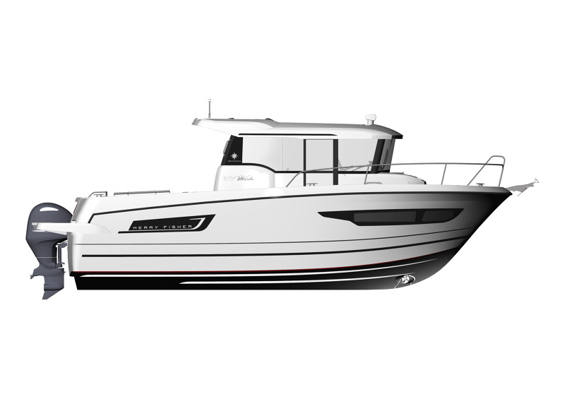 Jeanneau Merry Fisher 875-Marlin